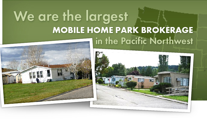 Buy Sell Mobile Home Parks